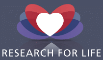 Research For Life Logo